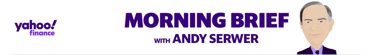 Yahoo Finance Morning Brief with Andy Serwer